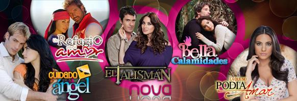 las telenovelas de nova