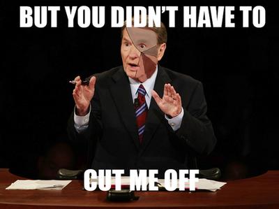 Jim Lehrer, moderator of the #debates: http://pic.twitter.com/PpKz5b6j