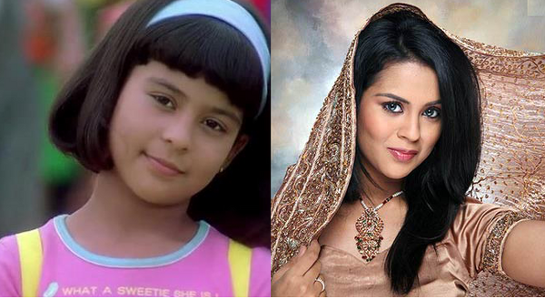 Zaid Ali On Twitter Little Anjali From Kuch Kuch Hota Hai Damn I