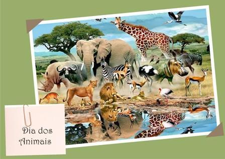 4 de Outubro Dia dos Animais :D :D :D http://t.co/Lrv1mPjd