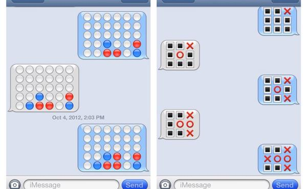 how to play connect four on iphone