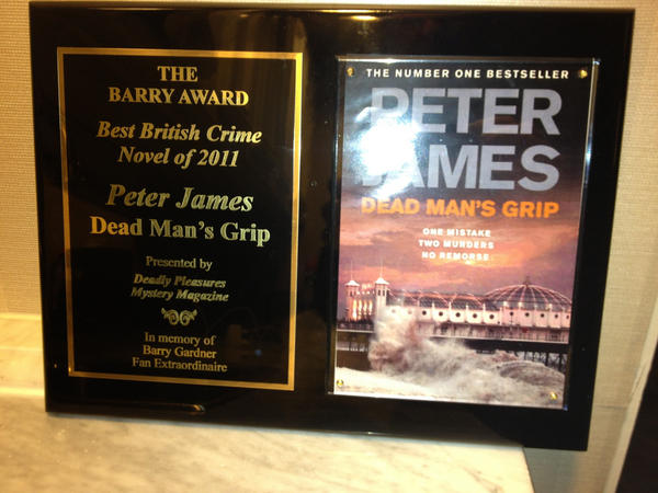 barry award