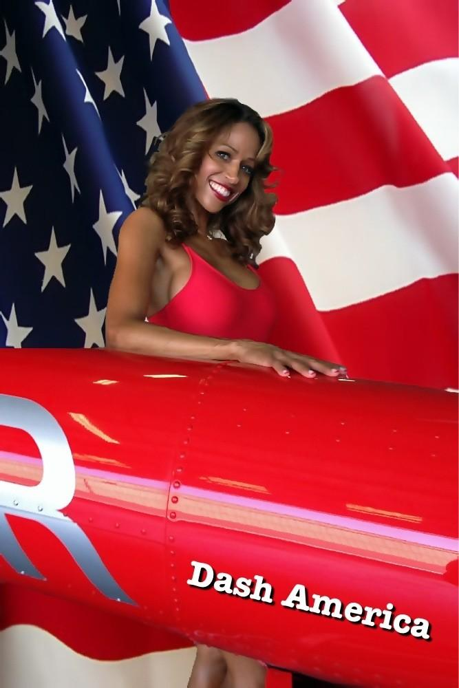 Stacey Dash: Romney Picture