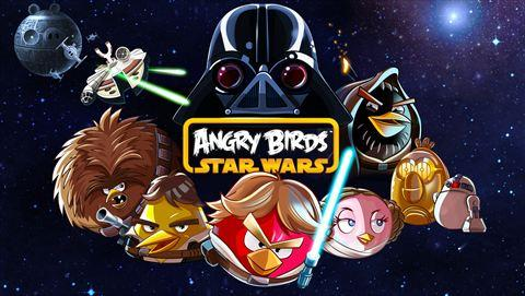 Angry Birds Star Wars will be out November 8th for iOS, Android, PC and Mac http://t.co/1y2gbdkG