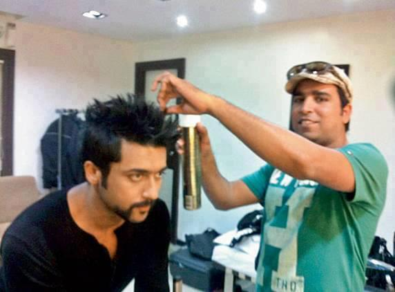 Surya New Hairstyle Name Hairstyles
