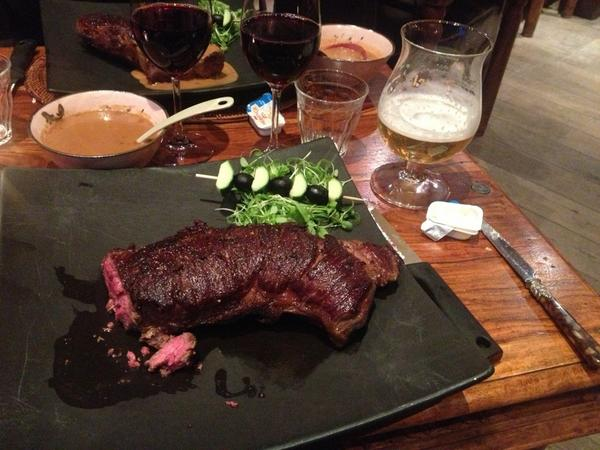 Tuesday steakday <br>http://pic.twitter.com/4oLbmFlV