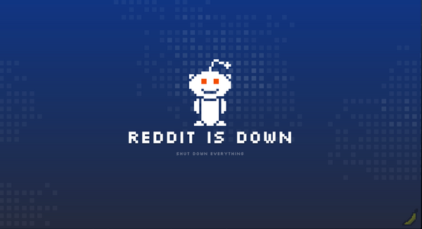 I see this when I click on Reddit, and have since 1:30pm EST. http://pic.twitter.com/FJCD9Q7K