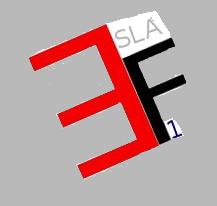 Nuevo logo de Eslaf1 en pruebas
