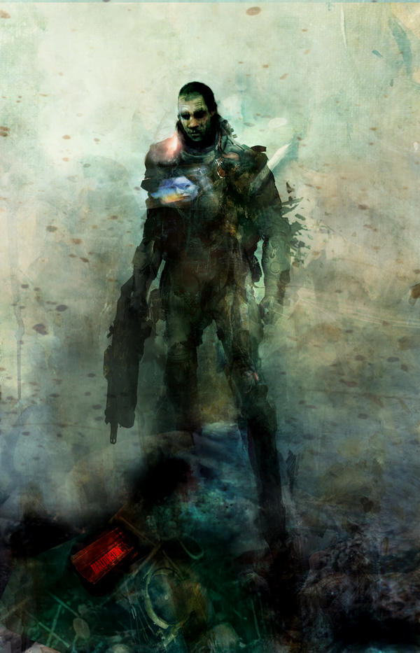 We've got autographed copies of the new Dead Space Liberation graphic novel posters! Take a look and RT!  #DeadSpace http://t.co/iF9DWged
