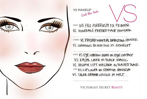 Victorias Secret On Twitter Get The Look Mirandakerr From The
