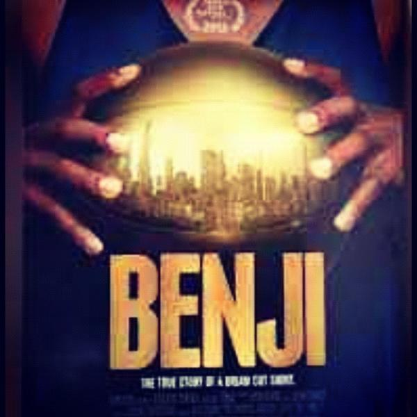 """BENJI"" R.I.P. #SIMEON LEGEN #30for30 http://t.co/pt9dnmHl"