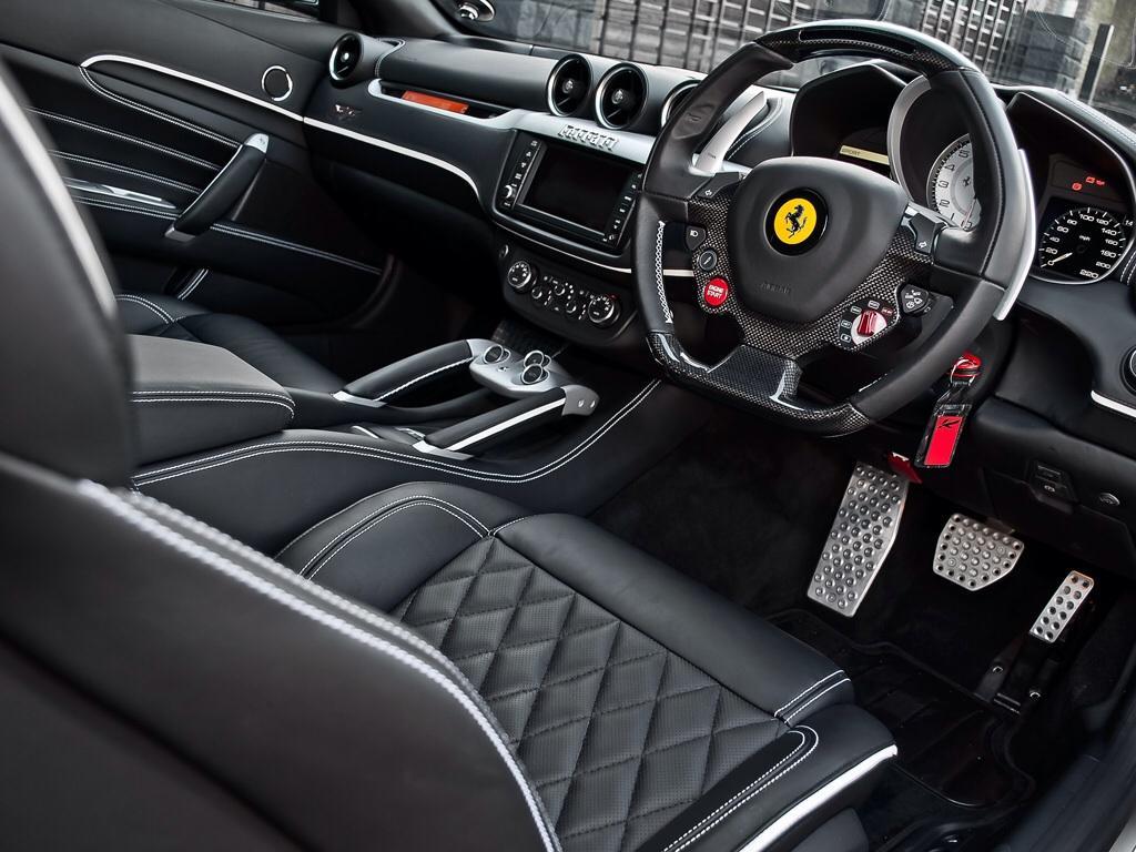 Afzal Kahn On Twitter Ferrari Ff Quilted Interior Http T Co Jepojzfl