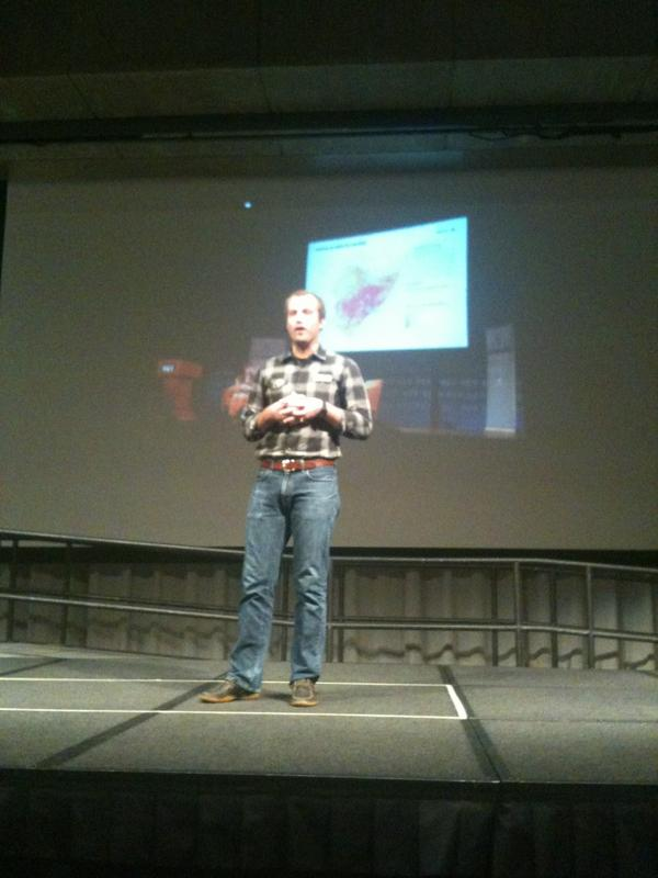 Nate Smith from @mapbox onstage at #ICCM http://pic.twitter.com/y6nPmLH5