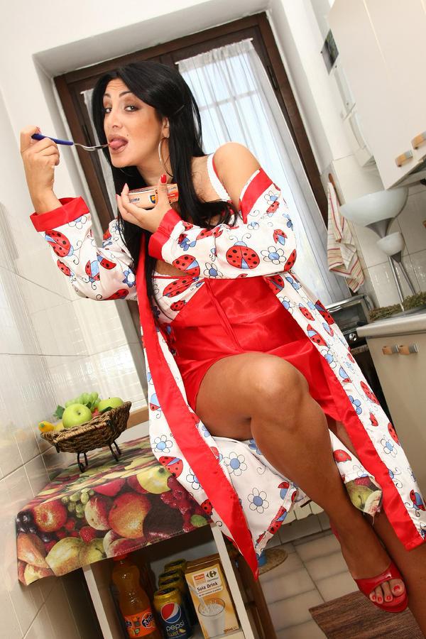 image Marika fruscio montaggio miss sexy world 2014