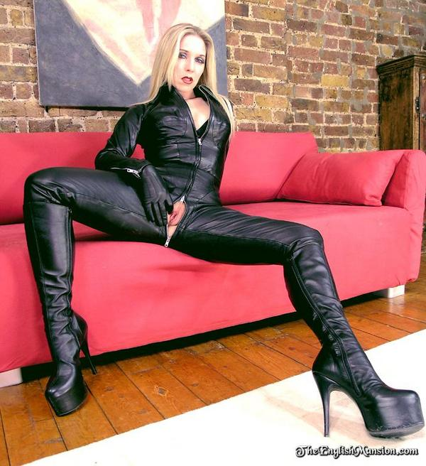 mistress on hot leather pictures