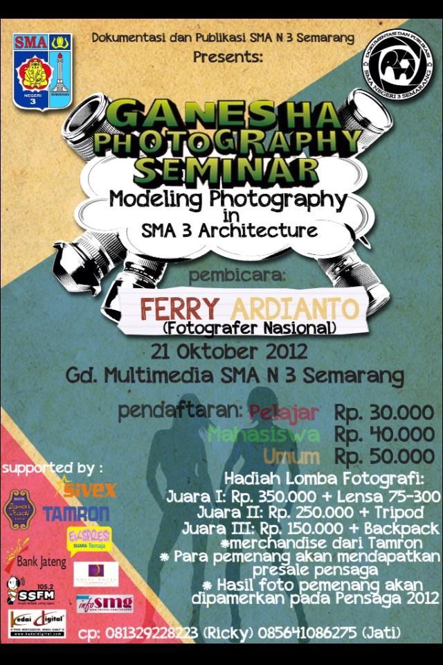 [INFO] Agenda Event & Hiburan Kota Semarang [UPDATE TIAP HARI]