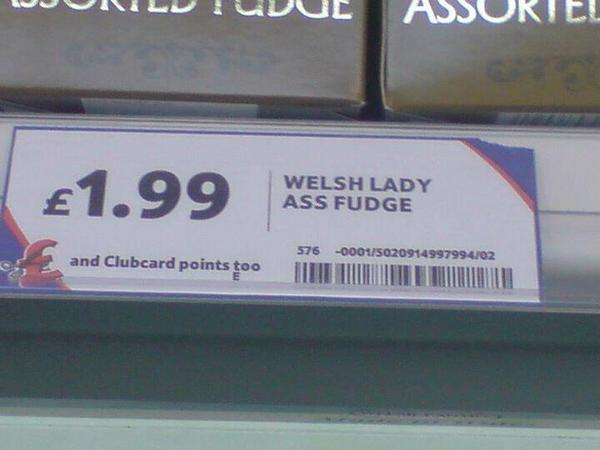 @UKTesco More recent: No.  Unphotoshopped (pretty sure you just invented a word): Yes.   Mmm, delicious fudge... http://pic.twitter.com/MPMraKEb