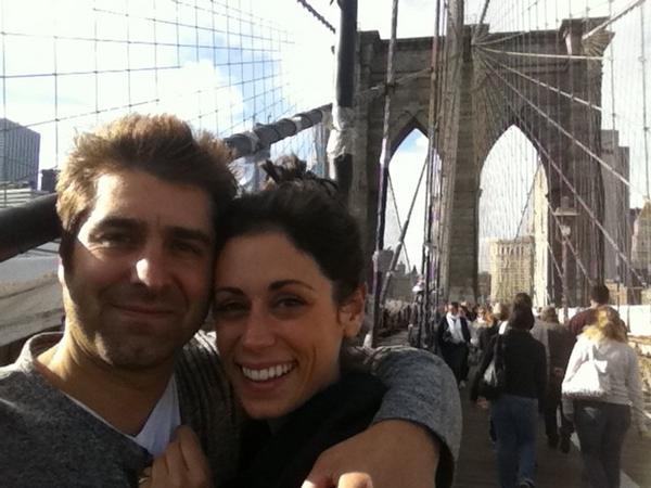 tory belleci married