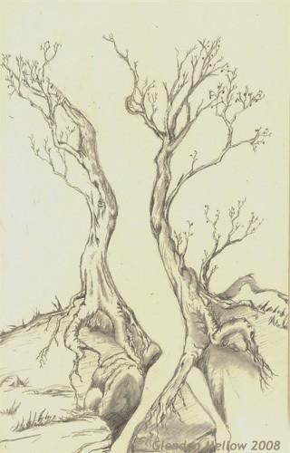 Tree whispers set me aflame. #FiveWordStories - http://pic.twitter.com/7IVU4Uuk