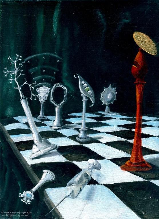 Scientists declare checkmate is near. #FiveWordStories http://pic.twitter.com/K8HXOfrW