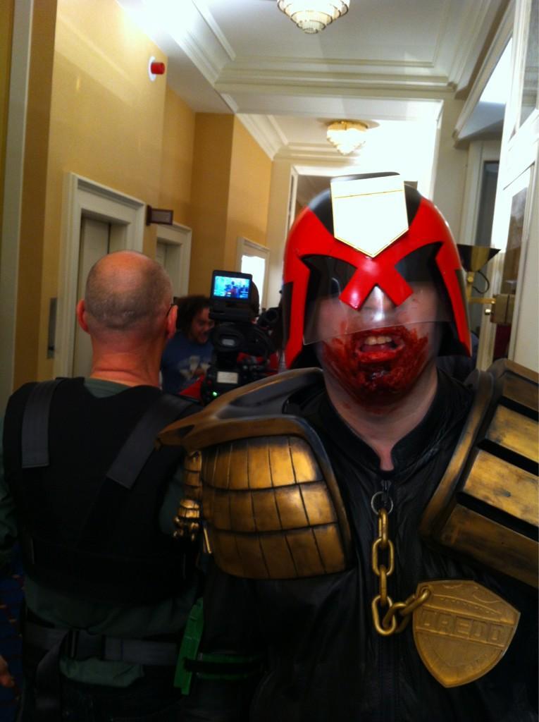 Zombie Dredd