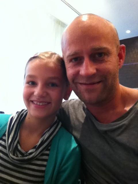 Oliver Pribramsky On Twitter Emma Enjoying Breakfast With Jürgen Vogel In Cologne Very Nice Guy Http T Co Ncu4kwyh