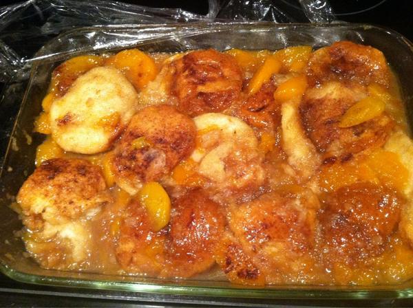 Homemade Peach Cobbler #AsweettasteofHeaven <br>http://pic.twitter.com/vbbYZEhn