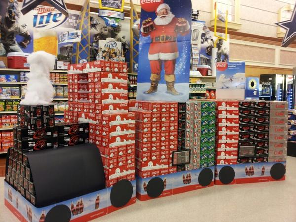jimmy graves on twitter the polar bear express has arrived in wylie tx albertsons albertsons christmas cocacola httptcock5bt74p - Albertsons Hours Christmas