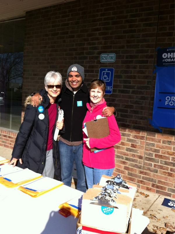 http://OFA.BO/OHgotv <--- Follow her lead! RT @RN2teach: Another great day to #GOTV in Columbus! #Obama2012 http://pic.twitter.com/VDITqmGv