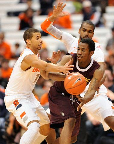 Syracuse Basketball On Twitter Bloomsburg S Nasir Jones Is