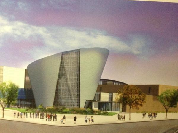 Rendering of new #ualberta fitness and climbing centre, 114 st & 87 ave. Any nickname ideas yet? ; ) #EJlive #yeg http://pic.twitter.com/bC4orRoq