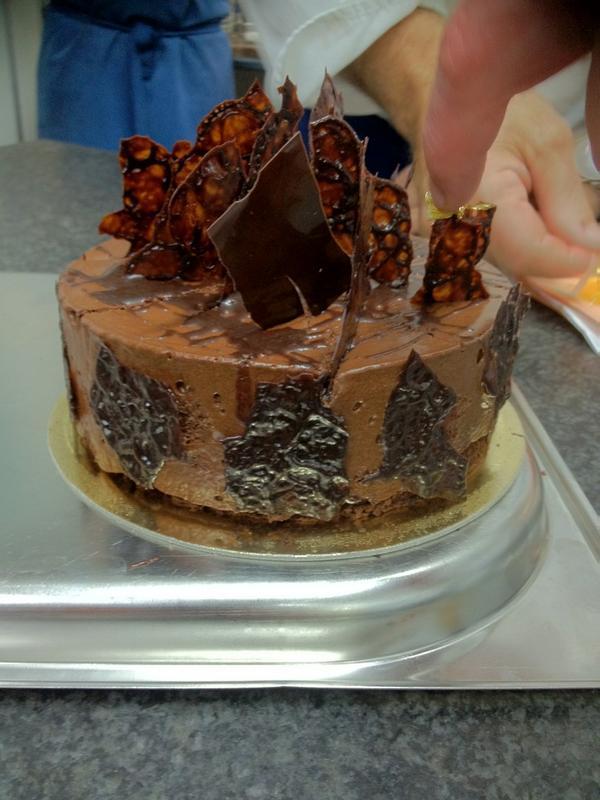 Raymond Blanc Flourless Chocolate Cake