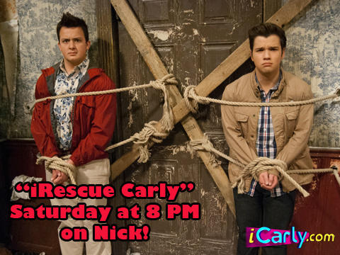Something People tied on icarly pity