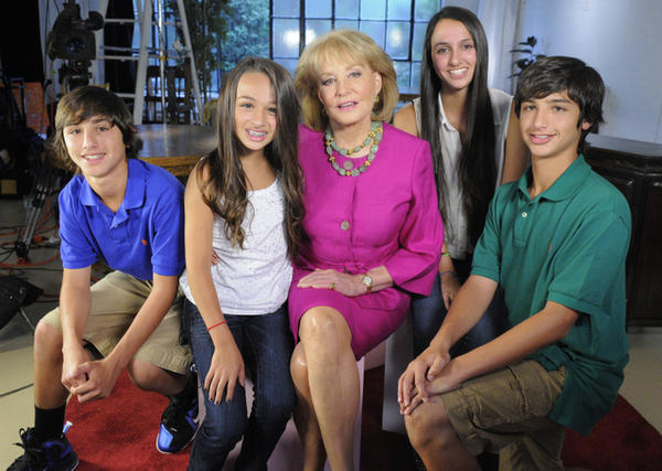 """Jeanette Jennings on Twitter: """"Transgender child. Jazz's story to be featured on 20/20 with Barbara Walters. 11/2 on ABC."""