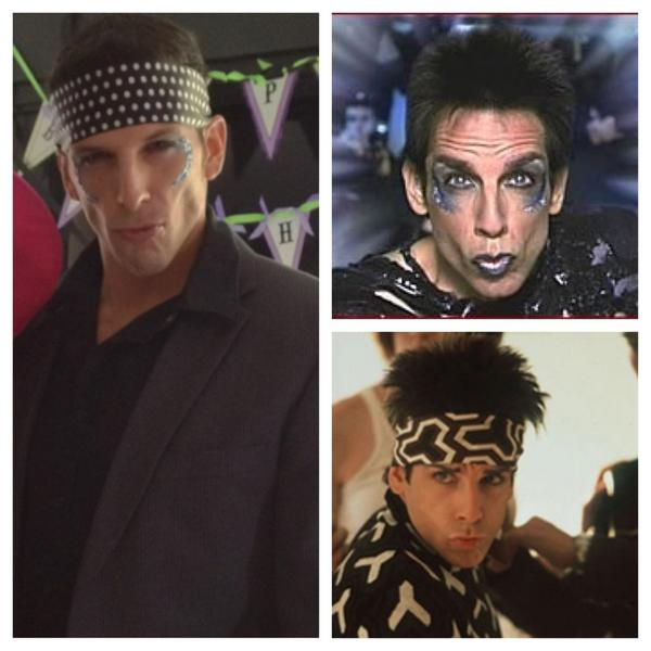 Drew Manning on Twitter  What do yu0027all think of my #Halloween costume? Did I pull off  Blue Steel ? #zoolander #MerMAN //t.co/DgPaA2pg   sc 1 st  Twitter & Drew Manning on Twitter: