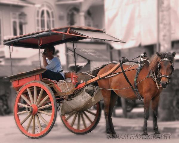Jatar Dt Bosa On Twitter Bendi Alat Transportasi Zaman Dulu