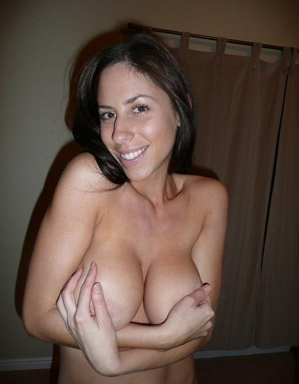 Mommy show us your tits