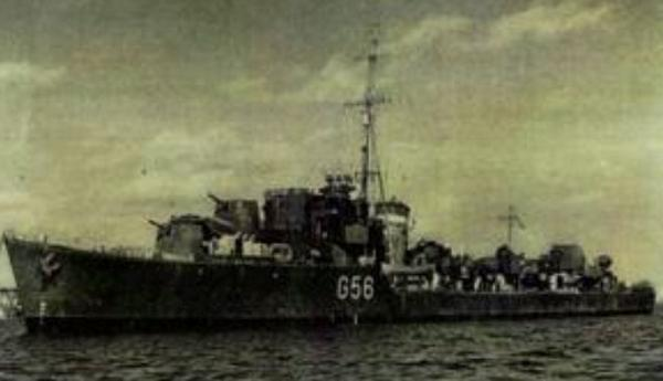 HMS Petard was the only Allied war ship to sink a German, Japanese and Italian submarine during WW2 #grazier pic.twitter.com/4QvcvR8M