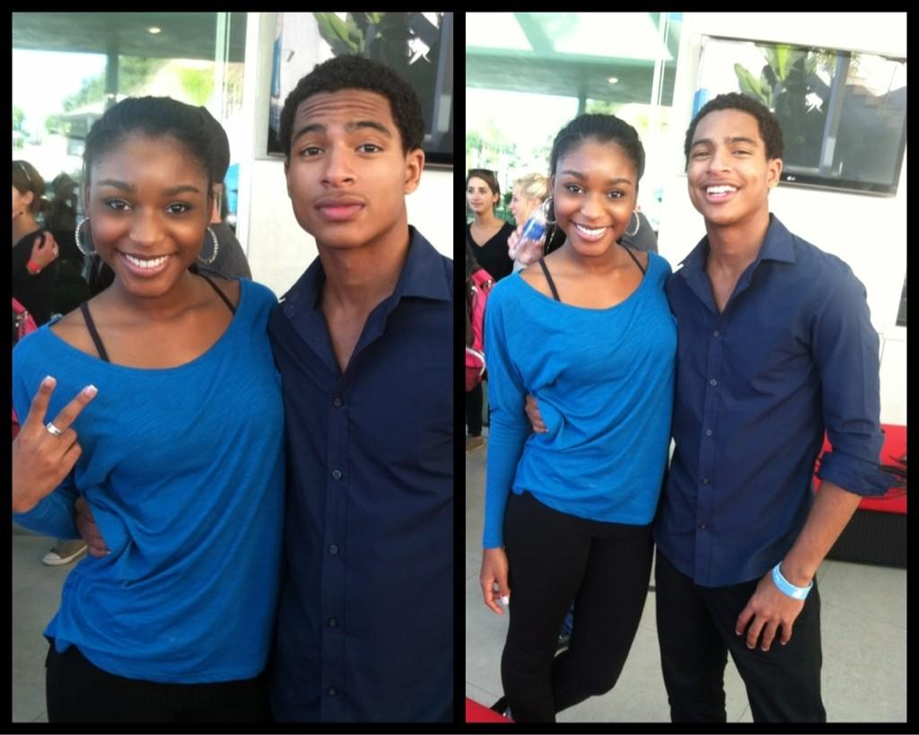arin ray and normani hamilton relationship poems