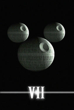 Ominous house of mouse RT @reillygolfpro: @Scott_Ian New Disney Star Wars logo. LOL. http://pic.twitter.com/xSxCJRil