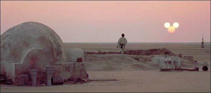"""Karikatur zum Verkauf von """"Star Wars"""" an Disney"""