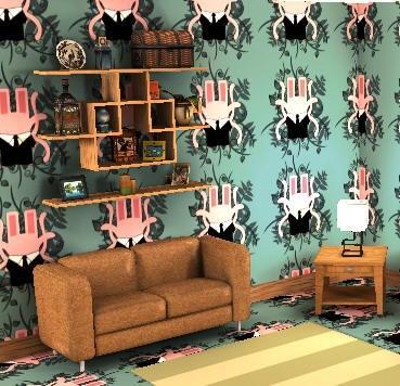 [Descarga legal]Papel tapiz Slender Bunny A6h-Z9FCIAAw3yV