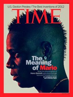 Why Always Mario? Manchester City striker Balotelli opens up to Time Magazine (video)