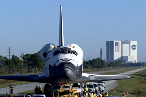 [Atlantis-OV104] Destination Kennedy Space Center's Visitor Complex A6swBMsCIAAytPL