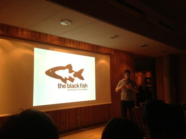 Thumbnail for The Black Fish: Working for the oceans