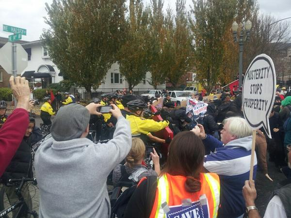 #n3 #opdx #austerity #ows #occupy pepper spray deployed http://pic.twitter.com/ZYEremnR
