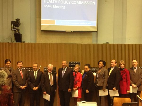 Thumbnail for #mahealthcarecosts: Massachusetts commission meets