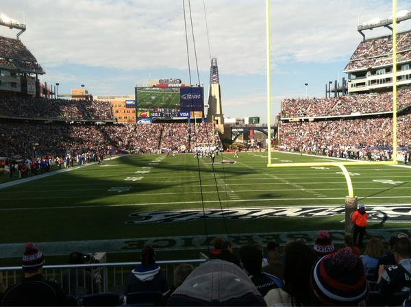 Thanks to the @studentvets for the great seats #ht4h http://pic.twitter.com/TzUBfkIn