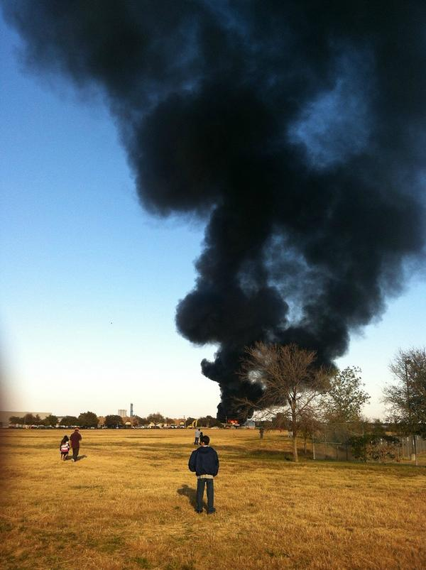 Thumbnail for Garland Chemical Plant Explosion