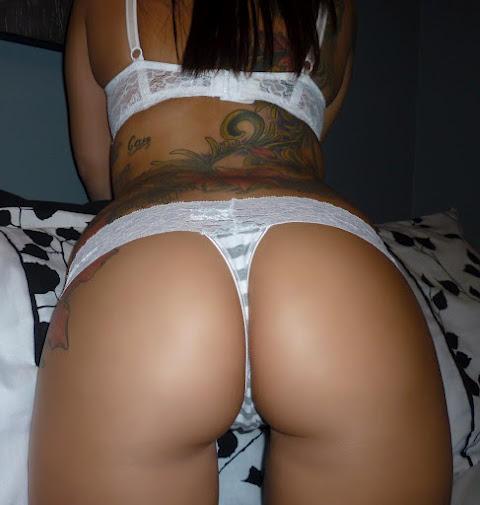 Ambers Used Panties 95